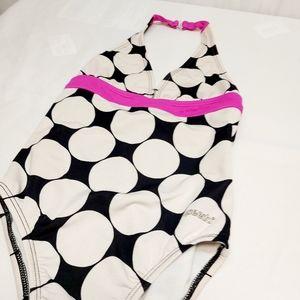 Speedo girls one peice swim suit size 7